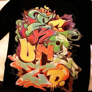 Ecko Unlimited Heritage Collection Graffiti Shirt